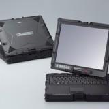Защищенный ноутбук-трансформер от NEC