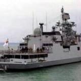 Начались испытания фрегата «Сабля»