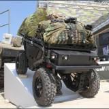 Робот-собака поможет американским солдатам