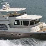Итальянская яхта для любителей комфортного отдыха