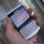 BlackBerry 9980 – смартфон, стилизованный под Porsche