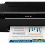 Epson L100 — струйный принтер с официальной СНПЧ