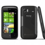 Начало продаж HTC Mozart на WP 7 в России