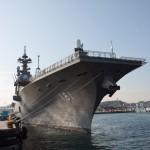 Япония начинает строительство собственного вертолетоносца