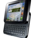 LG Optimus Q2 – смартфон с QWERTY клавиатурой