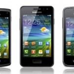 Сразу три новых смартфона от Samsung
