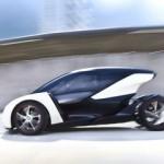 Опель тоже решил изготовить городской электромобиль