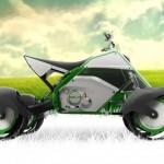 Электроквадроцикл на пути создания