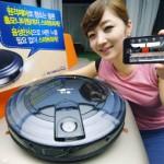 Компания LG выпустила для домохозяек пылесос-робот