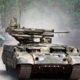 На помощь российским танкам придет «Терминатор»
