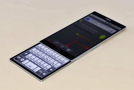 Концепт сенсорного слайдера на Android