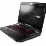 Очередной ноутбук для игроманов от MSI