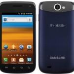 Смартфон Exhibit II 4G от T-Mobile и Samsung