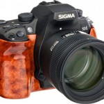 Эксклюзивная «зеркалка» Sigma SD1 Wood Edition