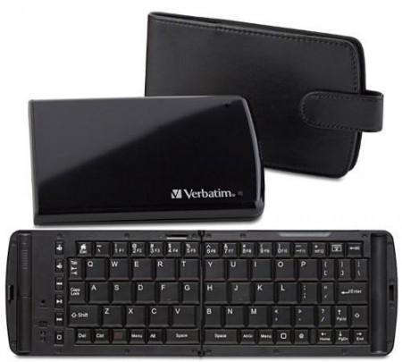 Второе поколение Verbatim Wireless Bluetooth Mobile Keyboard