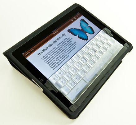 Физическая клавиатура для iPad – TouchFire