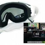Виртуальный дисплей для горнолыжных очков