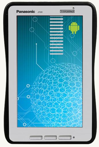 планшеты Panasonic Toughpad A1 и B1