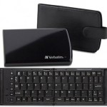 Второе поколение Verbatim Wireless Bluetooth Mobile Keyboard