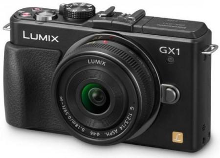 фотоаппарат Panasonic Lumix DMC-GX1