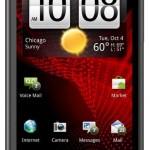 Официальное представление HTC Rezound