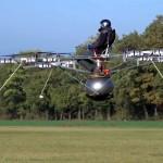 Мультивертолет e-volo — с почином!