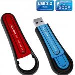 Водонепроницаемые флешки ADATA S107 USB 3.0