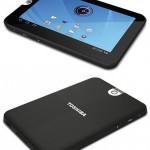 Начались поставки планшета Toshiba Thrive 7