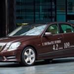 В Детройте Mercedes покажет 2 гибрида E-класса