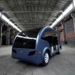 Астраханская фирма будет выпускать собственный электромобиль