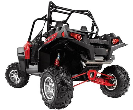 Новый квадроцикл Polaris RZR XP 900