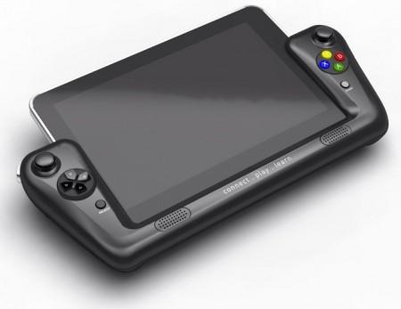 Первый планшет в игровым контролером — WikiPad