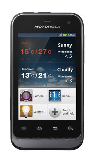 Смартфоны Motorola DEFY MINI и MOTOLUXE - 2