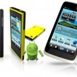 ViewPhone 4e, 4s и 5e с Android 4.0 и двумя SIM-картами ICS от ViewSonic