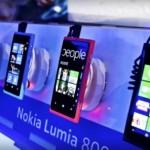 Новый аппарат Nokia семейства Lumia