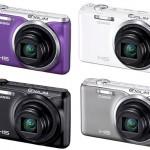Анонс сверхскоростного фотоаппарата Casio EXILIM EX-ZR20