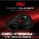 DarkGlider – мышь для геймеров от SHARKOON