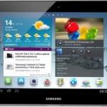 Официальный анонс Samsung Galaxy Tab 2 10.1