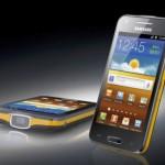 Анонс Samsung Galaxy Beam — смартфона со встроенным проектором