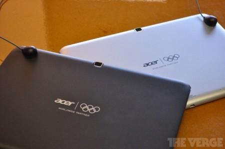 «Олимпийский» планшет от Acer