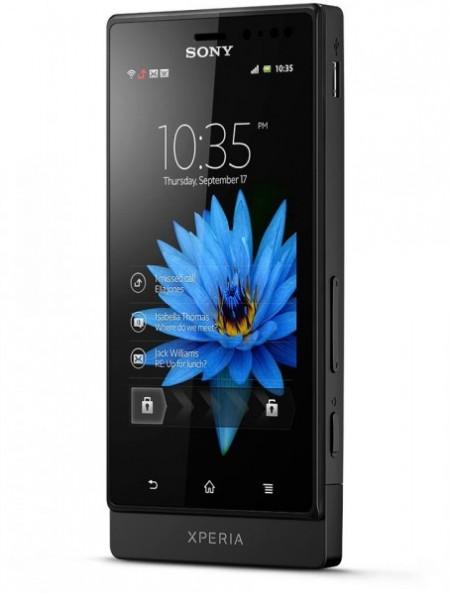 смартфон Sony Xperia sola (2)