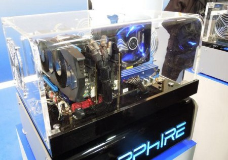Sapphire Radeon HD 7970 Toxic Edition