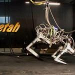 Американский робот бежит быстрее всех