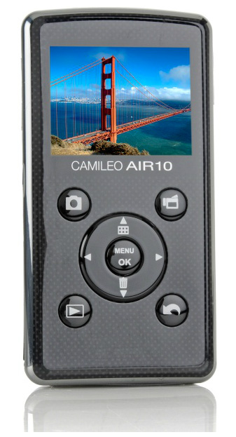 Миниатюрная Full HD камера Toshiba Camileo AIR10 (2)