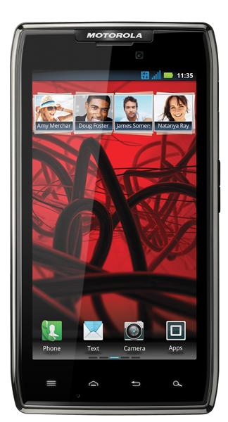 Смартфон Motorola RAZR MAXX (1)