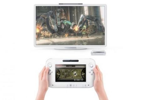 игровой контролер для Nintendo Wii U