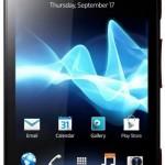 В России выходит смартфон Sony Xperia P