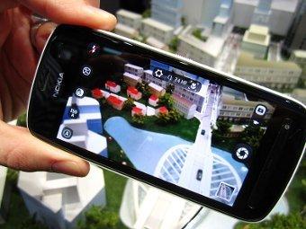41-мегапиксельный смартфон Nokia