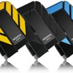 Ударопрочные портативные HDD ADATA DashDrive HD710