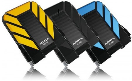 HDD диски ADATA DashDrive HD710